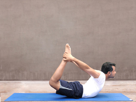 Dhanurasana (Bow Pose Yoga) Benefits & Contraindications