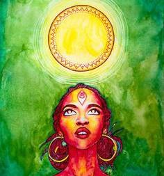 Trataka : Opening the Third Eye