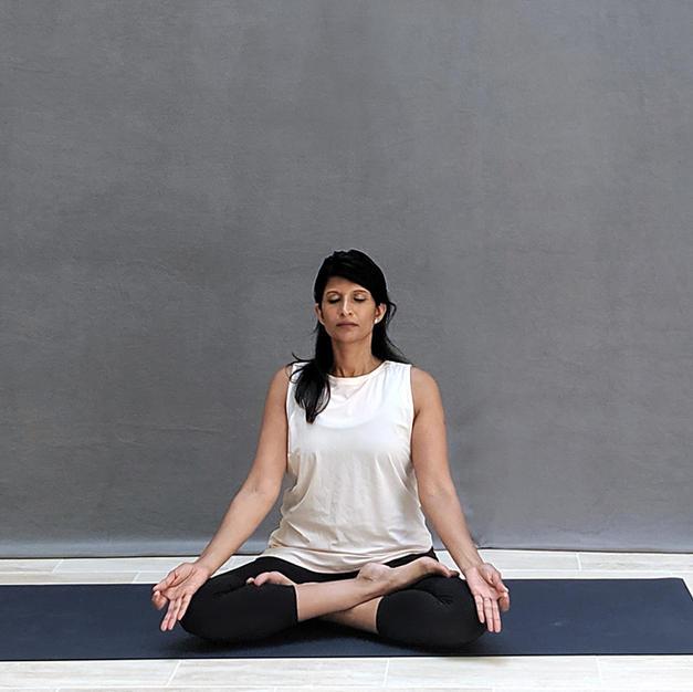 Pranayama & Meditation Class