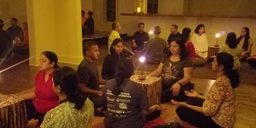 Trataka - Candle Gazing Meditation
