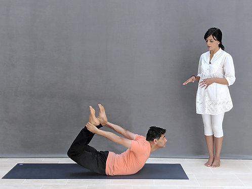 Hatha Yoga 30-Day Starter Course and Kit