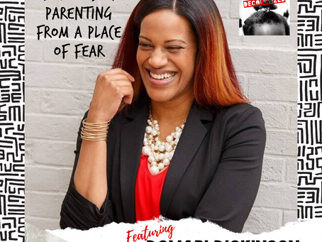 Are You Your Child's First Oppressor?
