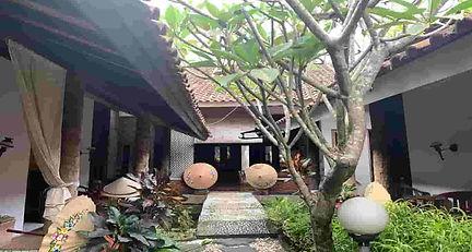 Area Taman Rumah Palagan