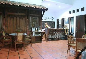 Resepsionis Rumah Palagan