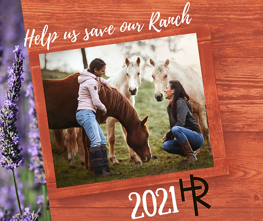 HELP US SAVE OUR FRANCH RANCH