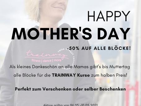Muttertagsaktion - alle Blöcke -50%