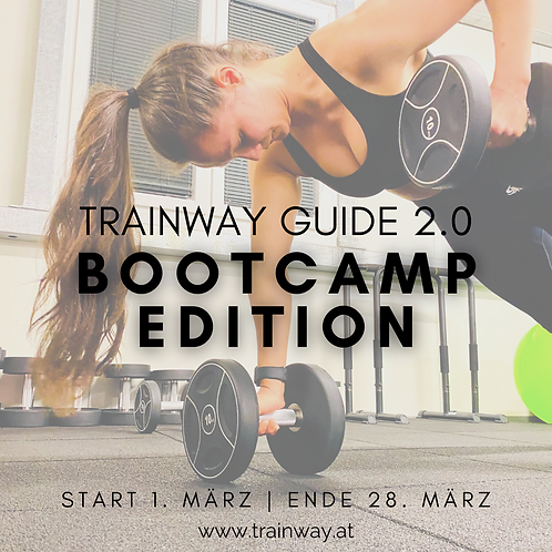 TRAINWAY Guide 2.0 - BOOTCAMP EDITION