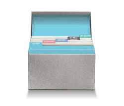 Silver Glitter Assortment