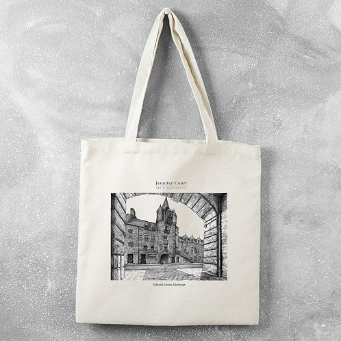 Tolbooth Tavern - Tote Bag