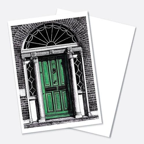 New Town, Edinburgh - Greetings Card