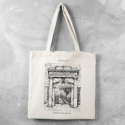 Stockbridge Market - Tote Bag