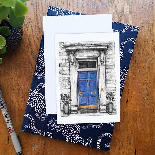 Blue Door, Morningside