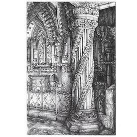 Rosslyn Chapel Pillar.jpg