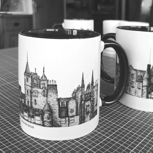 Ceramic Mug - The Mound, Edinburgh