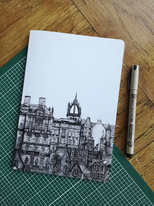 A5 Lined Jotter  - Various Designs