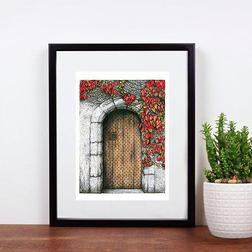 Castle Door, Aberdeenshire