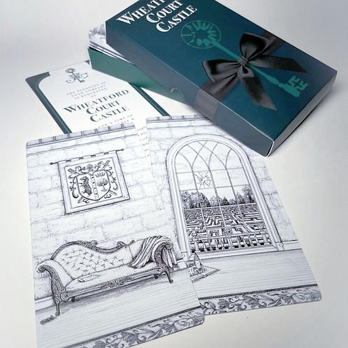 Myriorama Storytelling Card Game • Handdrawn Illustrated Cards