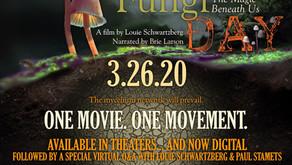 Fantastic Fungi March 26th