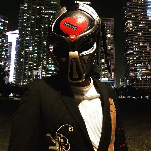 Warriors of Love, PredatorNYC Mask