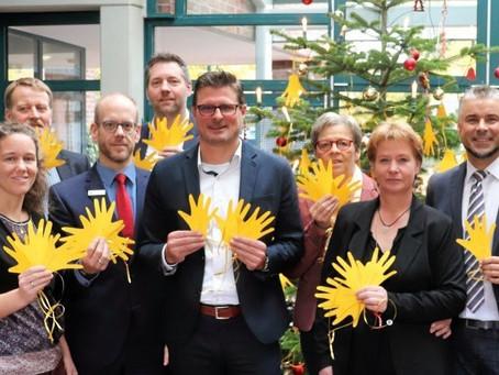 Wunschbaumaktion für bedürftige Kinder in Sonsbeck startet 👋🌲❄️