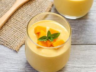 Mousse de mango 🥭