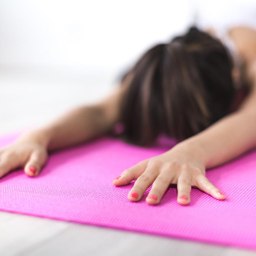 Yoga Class- Sept 4th