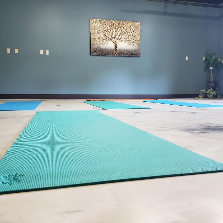 Yoga Class- February 5th