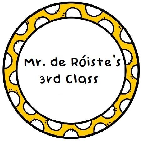 Mr. de Róiste 1