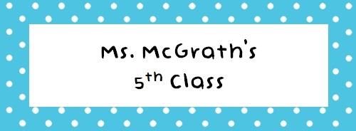 Ms. McGrath