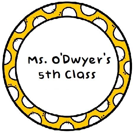 Ms. O'Dwyer 1
