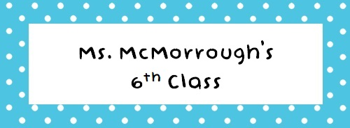 Ms. McMorrough