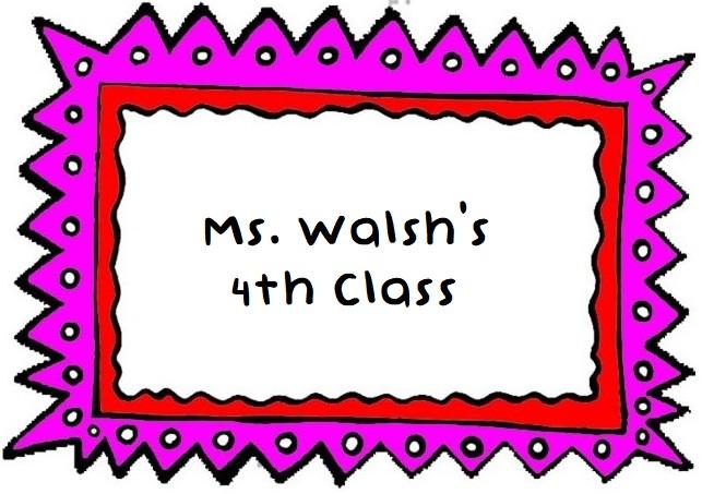 Ms. Walsh 1