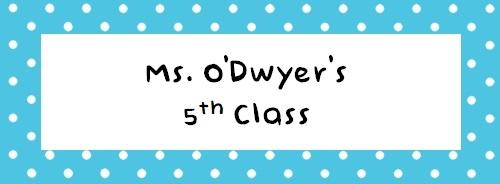 Ms. O'Dwyer