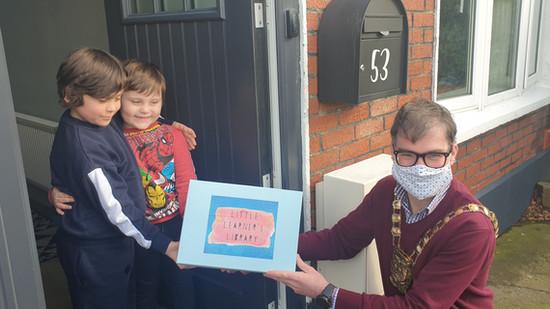 Little Learners Meet the Mayor!