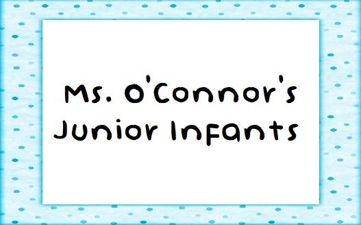 Ms. O'Connor 1