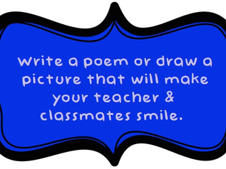 Make us smile :)