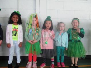 St. Patricks Day Dress Up