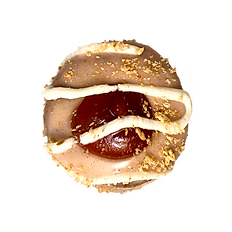 Guava Doughnut