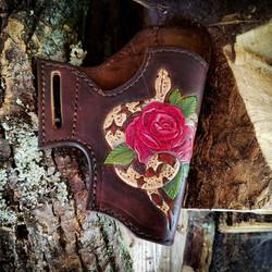 rose snake holster