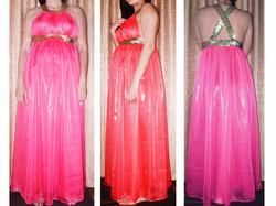 custom evening dress