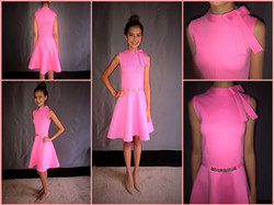 custom made pageant dress by seamstress Lena