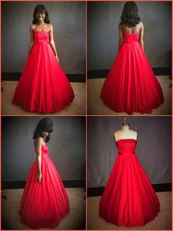 custom prom dress / seamstress