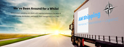 AMShipping-blue-sky-road-vehicle-around-