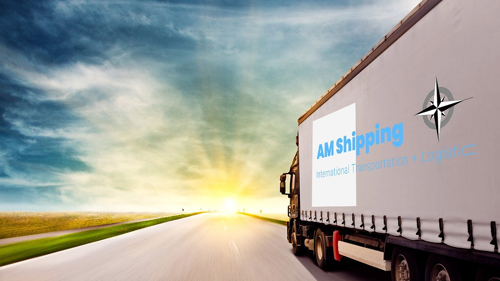 AM-SHIPPING-LOGO-blue-sky-and-road-vehic