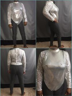 custom jumpsuit / seamstress orlando