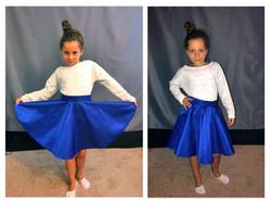 custom skirt / seamstress orlando