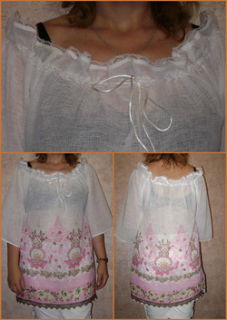 custom blouse / seamstress orlando