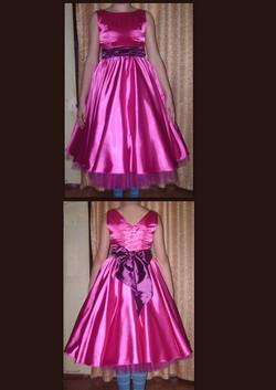 custom dress for girl / seamstress
