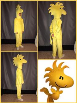 custom costume peanuts