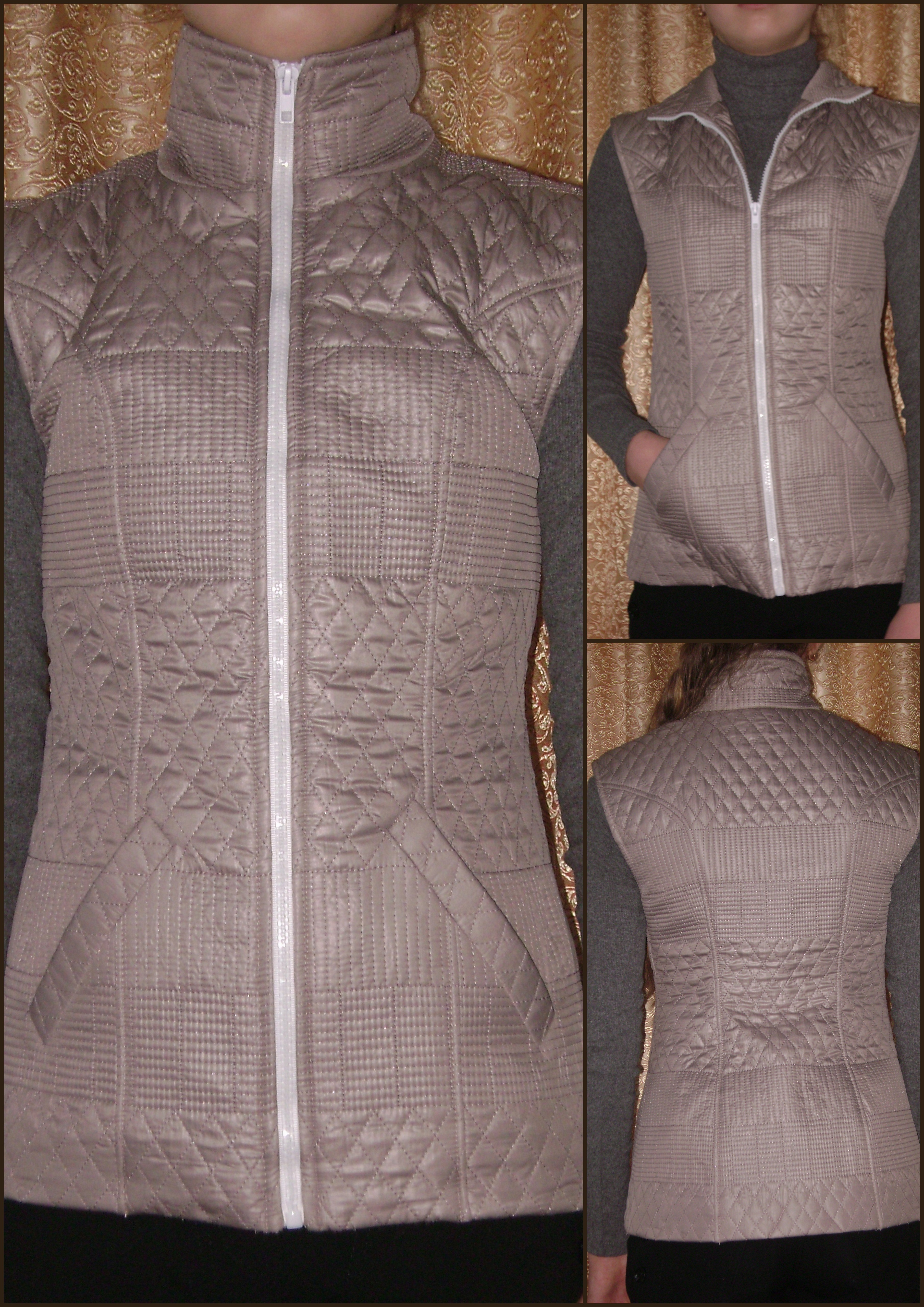 custom vest / seamstress orlando